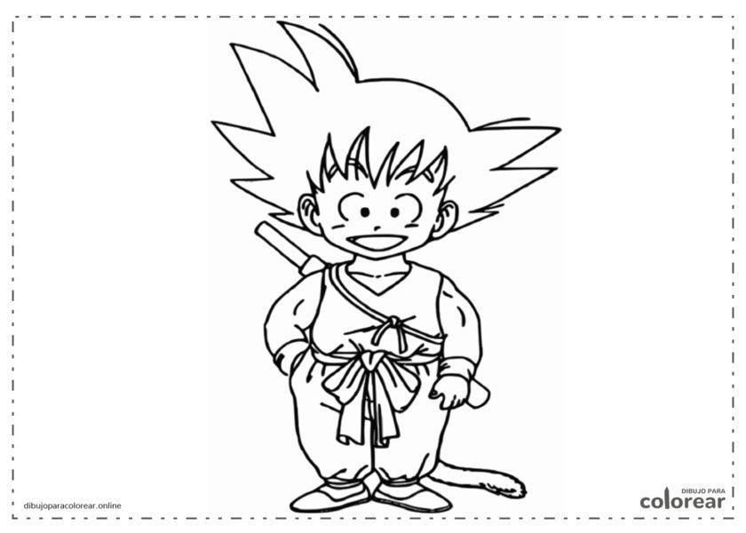 Goku (niño)