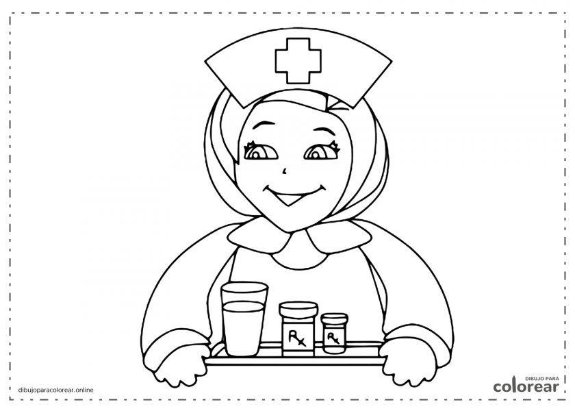 Enfermera de la Cruz Roja