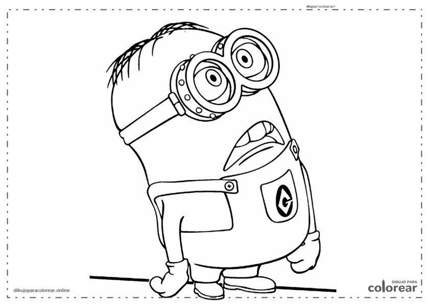 Stuart, Minion