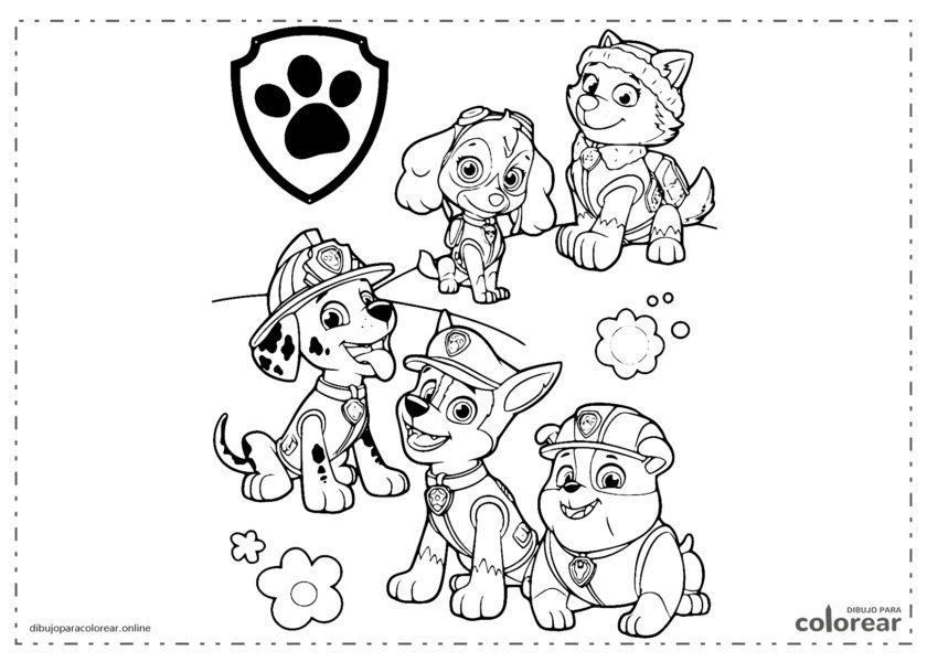 Paw Patrol (La Patrulla Canina)