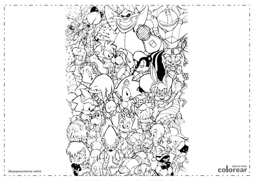 Personajes de Sonic