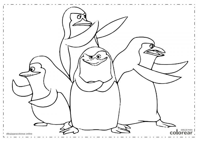 Pingüinos de Madagascar (dibujos animados)