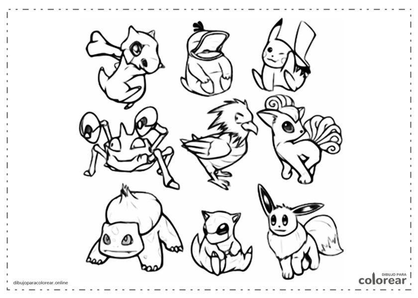 Grupo de Pokemons