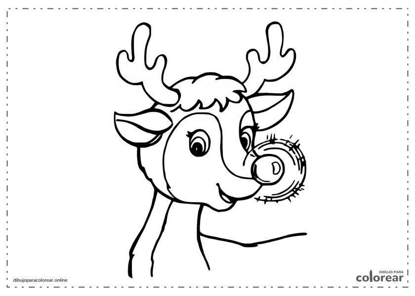 Rudolf (Rudolph) el reno de la nariz roja