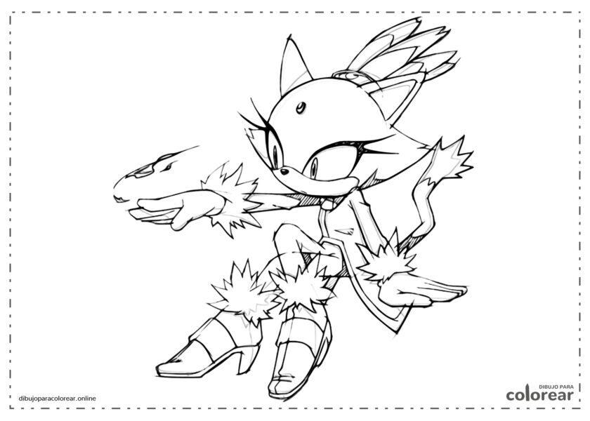 Amy Rose, personaje de Sonic The Hedgehog