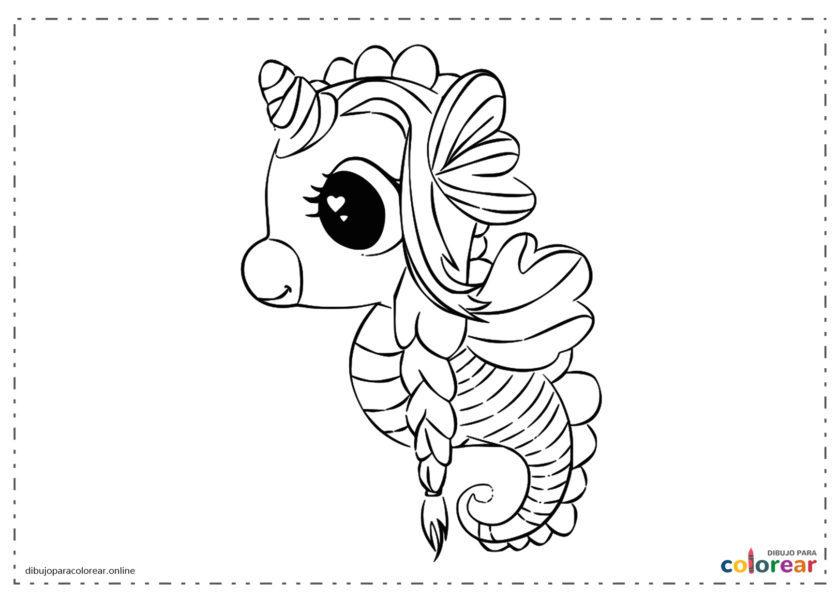 Unicornio sirena