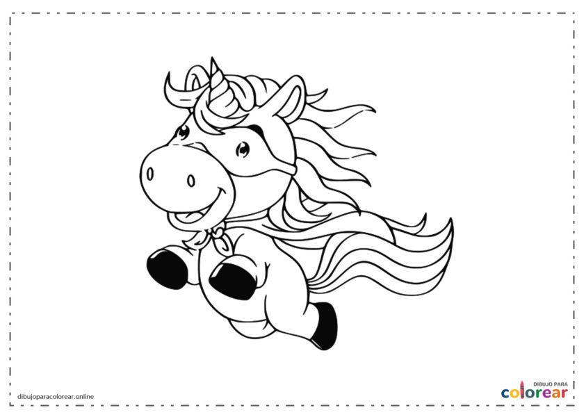 Unicornio superhéroe